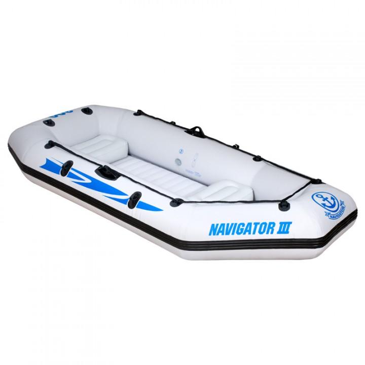 лодка навигатор 260