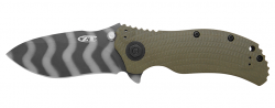 Zero Tolerance 0301 Ranger Green Folder (1740.00.05)