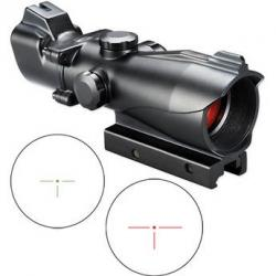 Картинка Прицел 1xMP Bushnell, Red Dot, Red/Green T-Dot Reticle, Matte Black
