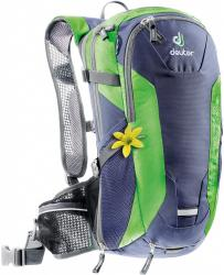 Картинка Рюкзак Deuter Compact Air EXP 8 SL цвет 5202 blueberry-spring