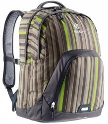 Deuter Fellow цвет 6066 sand mocha-stripes (802116066)