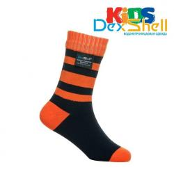 DexShell Children soсks orange S Носки детские (DS546S)