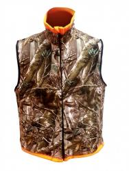 двусторонний Norfin Huntinh Reversable Vest Passion/Orange 724001-S  (724001-S)