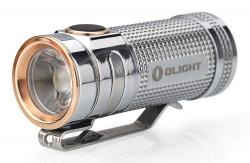 Картинка Фонарь Olight S mini Limited Titanium. 550 lm ц:titanium