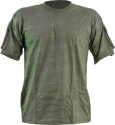 Картинка Футболка Skif Tac Tactical Pocket T-Shirt, Olv M ц:olive drab