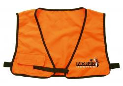 Жилет безопасности Norfin Hunting SAFE VEST (orange) / XL (725004-XL)