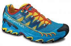 LaSportiva Кроссовки Ultra Raptor yellow/blue 42 (16UYB)