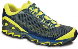 LaSportiva Кроссовки Wild Cat 3.0 pineapple/blue 42 (26OPB)