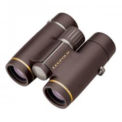 Картинка Бинокль Leupold 10x32 HD Golden Ring HD brown