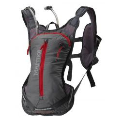 Картинка Рюкзак Marmot Kompressor Speed с Hydrapak 2l и флягой Hydpapak 0.5l cinder/team red