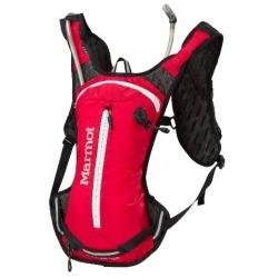 Картинка Рюкзак Marmot Kompressor Speed с Hydrapak 2l и флягой Hydpapak 0.5l team red/glacier grey