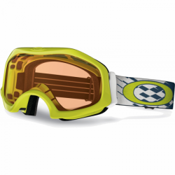 Oakley CATAPULT X WEAVE LIGHTNING GREEN PERSIMMON (57-714-700285556949-2012)