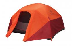 Картинка Палатка Marmot Limelight 4P cinder/rusted orange