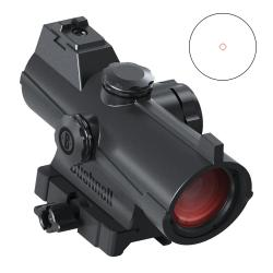 Картинка Прицел Bushnell AR Optics 1xMP Incinerate Circle DOT 25 - 2 Moa - 2 MOA.Matte Black.