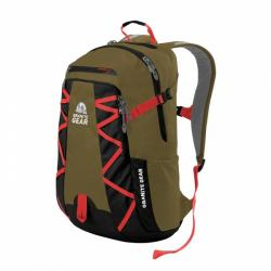 Картинка Рюкзак Granite Gear Manitou 28 Highland Peat/Black/Ember Orange