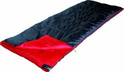 Спальный мешок High Peak Ranger / +7°C (Left) Black/red (922675)