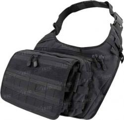 Картинка Сумка Condor Outdoor Messenger Bag ц:black