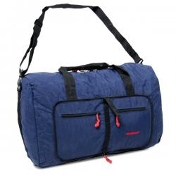 Картинка Сумка дорожная Members Holdall Ultra Lightweight Foldaway Small 39 Navy