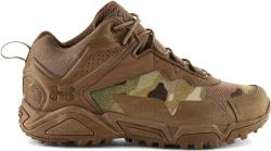Картинка Кроссовки Under Armour Tabor Ridge Low Boots. Размер - 48.5. Цвет - Coyote Brown