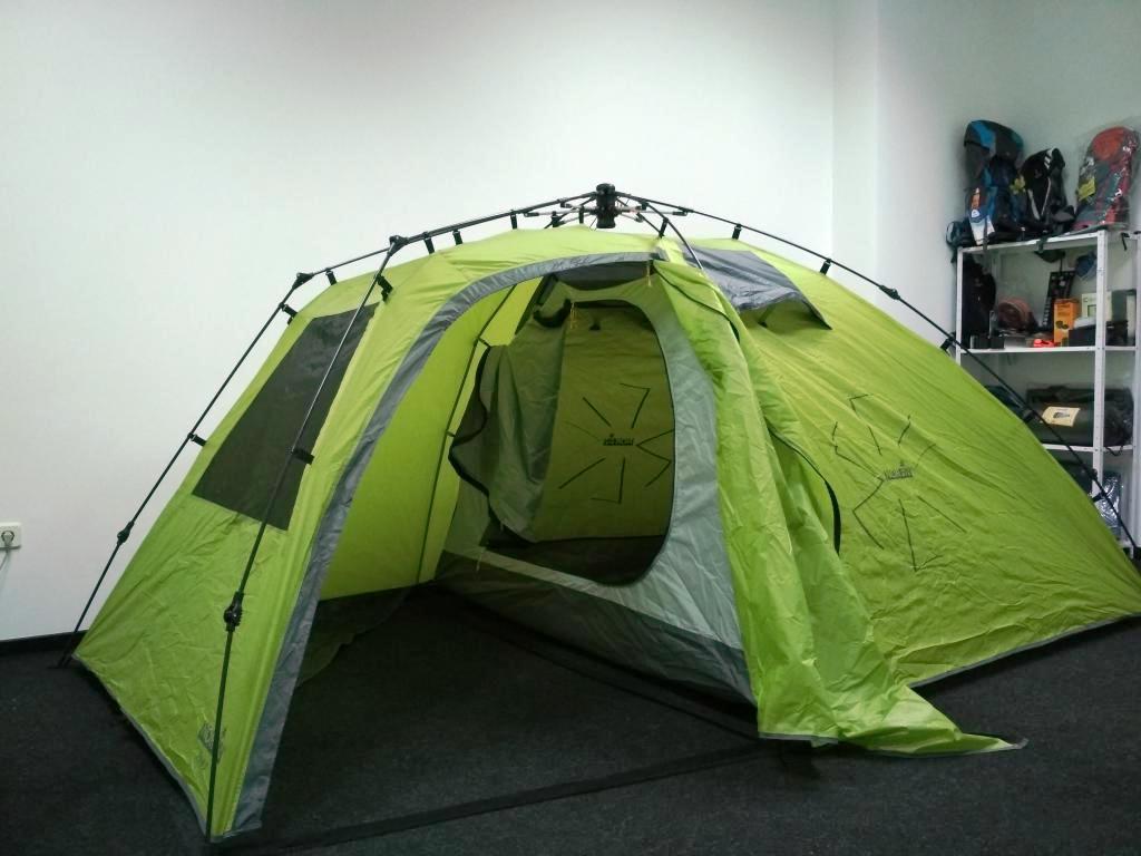 Палатка норфин пелед 3