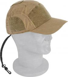 Картинка Defcon 5 TACTICAL BASEBALL CAP COYOTE TAN ц:песочный