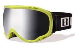 Bliz 33215-71 Snow Pro (Senior) - Green - Orange w Silver Mirror (33215-71)
