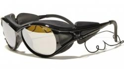 Bliz 9055-11 Altitude - Black + Brown Polarized (9055-11)