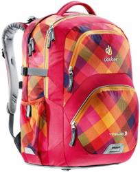 Картинка Deuter Рюкзак Ypsilon цвет 5017 berry crosscheck