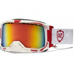 Картинка Dr. Zipe 94730-04 Healer level 7 - Matt White w Red Forensic Print - Orange w Red Multi