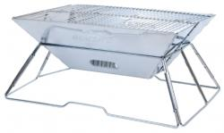 Гриль на углях Kovea Magic II Stainless BBQ KCG-0901 (8809361210361)