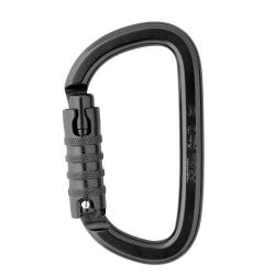 Карабин Petzl Am'D Triact-Lock black (M34ATLN)