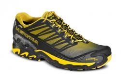 Кроссовки LaSportiva Savage GTX black/yellow 42 (26MBY)