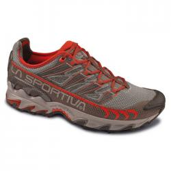 LaSportiva Кроссовки Ultra Raptor grey/red 42.5 (16UGR)