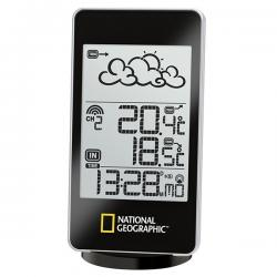 Метеостанция National Geographic Basic black (923038)