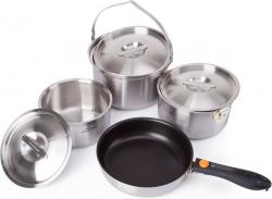 Картинка Набор посуды Kovea All-3PLY Stainles Cookware(7~8) KKW-CW1105