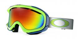 Картинка Oakley AMBUSH LIGHTNING GREEN FIRE IRIDIUM