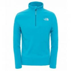 Картинка The North Face Y GLACIER 1/4 ZIP