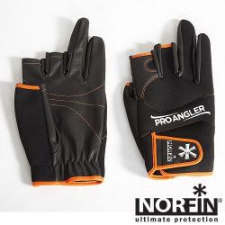 Варежки Norfin PRO ANGLER 3 CUT GLOVES M (703059-M)