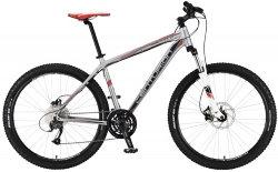 Велосипед Centurion 2014 BACKFIRE N7-HD, MTB matt grey silver, 56cm (C14-BF-N7-HD-56CM-MS)