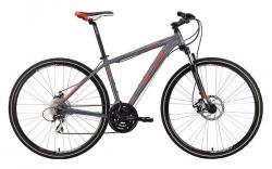 Велосипед Centurion 2016 Cross C5-MD, Matt Anthracite, 53cm (C16-CR-C5MD-53CM-MA)