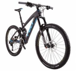 Велосипед Felt 16 MTB DECREE 2 Matte TeXtreme (stone, light yellow)  18