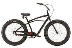 Велосипед Felt Cruiser Float satin black 3sp (805890301)