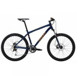Велосипед Felt MTB SIX 70 XS navy blue (orange/blue) 14