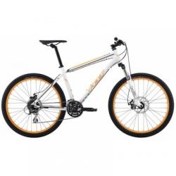 Велосипед Felt MTB SIX 80 XL white (black/orange) 22