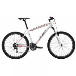 Велосипед Felt MTB SIX 85 L white (black/red) 20