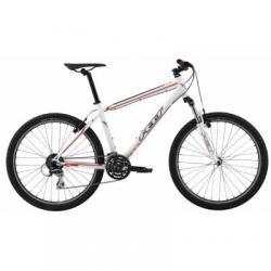 Велосипед Felt MTB SIX 85 M white (black/red) 18